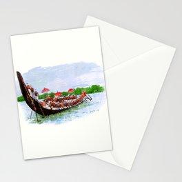Snake Boat Race- Kerala - 135 Stationery Cards