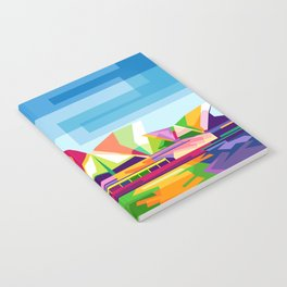 Sydney Opera House Notebook