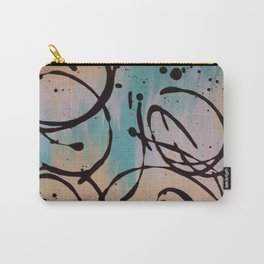 Curly Whirly Carry-All Pouch