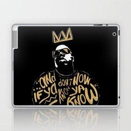 Brooklyn's King Laptop & iPad Skin