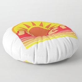 super duper Floor Pillow