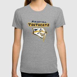 nashvill toothcats T-shirt