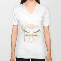 river song V-neck T-shirts featuring Song by Laima St