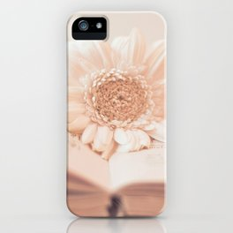 Serenity Of Books iPhone Case