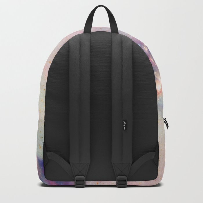 The colors of the galaxy Backpack
