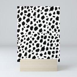Another Messy Pattern Mini Art Print