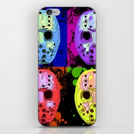 Jason Friday the 13th iPhone Skin