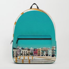 Triana, the beautiful Backpack