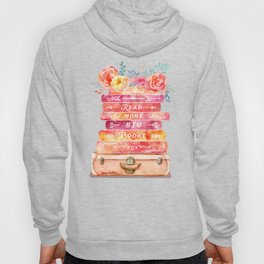 Read More Big Books Hoody