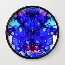 Jewelled Wall Clock
