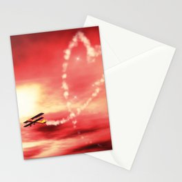 Demonstration of Love Stationery Cards