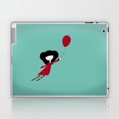 Red Balloon Laptop & iPad Skin