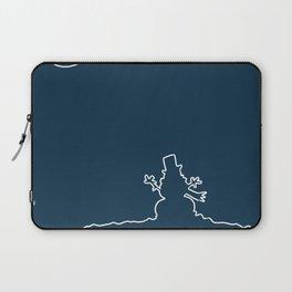 Full moon #4 Laptop Sleeve