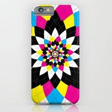 CMYK Argyle Slim Case iPhone 6s