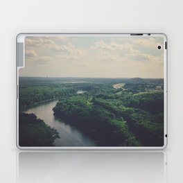 Flying Above St. Paul Laptop & iPad Skin