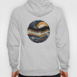 Metallic Mountains Hoodie