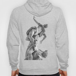 The robbery of the Sabineers of Giambologna Hoody