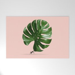 MONSTERA ANT Welcome Mat