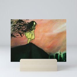 L'appel Du Vide Mini Art Print