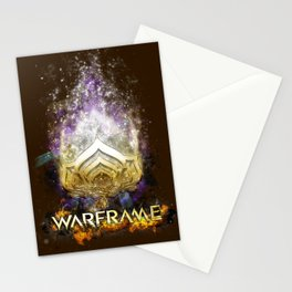 Warframe Stationery Cards