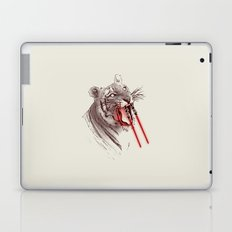 Light Saber Tooth Tiger Laptop & iPad Skin
