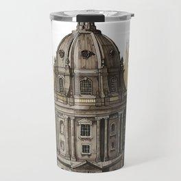 Architectural Study w/ Coffee Stain Travel Mug
