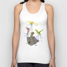 Fly Away Home Unisex Tank Top