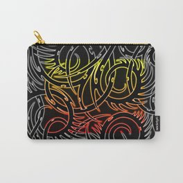 Tribal Fire Carry-All Pouch