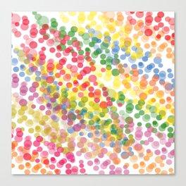Gotas de Felicidad Canvas Print