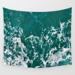 Emerald Waters Wall Tapestry