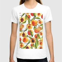 Passionate for peaches T-shirt