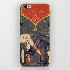 Circus Romance iPhone & iPod Skin