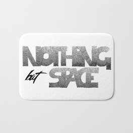 Nothing but space Bath Mat
