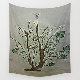 STRUGGLING TO SURVIVE Wall Tapestry