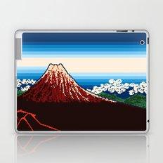 Rainstorm Below the Summit Laptop & iPad Skin
