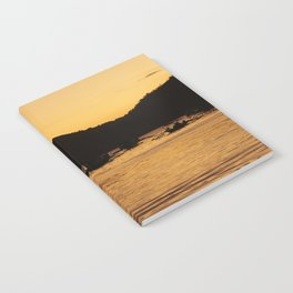 Tranquil Coron Notebook