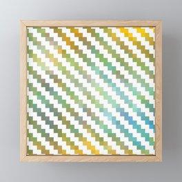 One Step at a Time Framed Mini Art Print