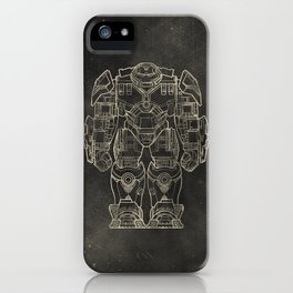 Hulkbuster iPhone Case