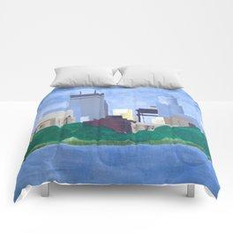 Calhoun Minneapolis Comforters