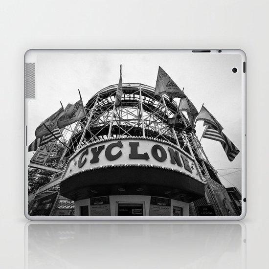 Coney Island Cyclone Laptop & iPad Skin