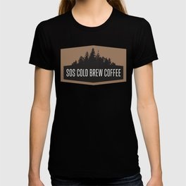 SOS Coldbrew Vintage Advert T-shirt