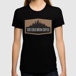 SOS Coldbrew Vintage Advert T-shirt