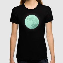 TEAL MOON T-shirt