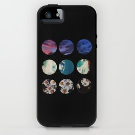 The 9  Perfect Circle iPhone Case