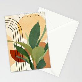 Plant Life Design 03 Stationery Cards