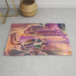 Rapunzel  Rug