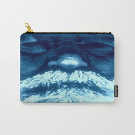 Sure Feels Like The Blues Carry-All Pouch