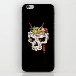 Ramen Brain iPhone Skin