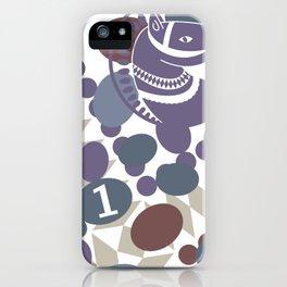 Ludo game iPhone Case