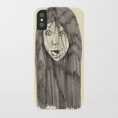 Grudge Slim Case iPhone X